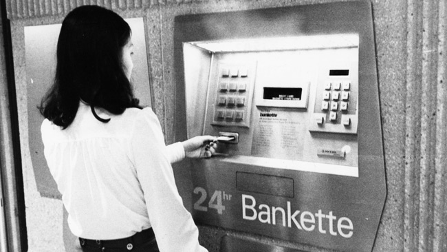 First ATM - The 60's